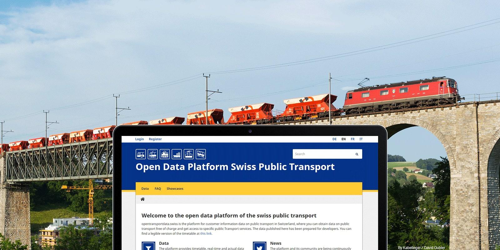 Sbb open data plattform